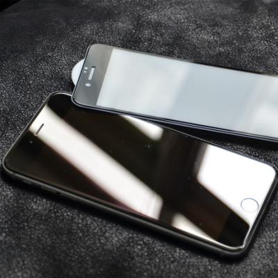 适用iPhoneX钢化膜6D全屏玻璃膜苹果8Plus手机钢化保护贴膜