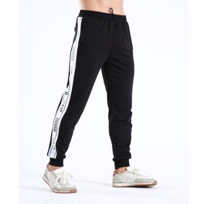 猎星运动裤厂家直销运动休闲速干透气健身裤青少年收口卫裤7057