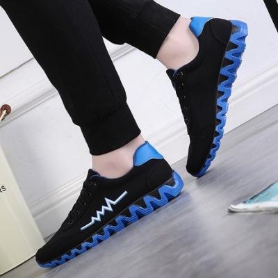 春季新款运动鞋男士休闲鞋批发韩版时尚潮流板鞋低帮布鞋子306
