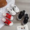 拖鞋女夏季新款韩版时尚百搭厚底一字型凉鞋坡跟外穿轻便聚氨酯底