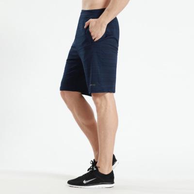 猎星新款速干透气运动健身短裤休闲跑步训练短裤男批发现货7038