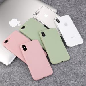 适用苹果xsmax手机壳iphone7/8Plus保护壳i6tpu透明软壳硅胶壳