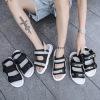 男鞋夏Vietnamese sandals男士小熊凉鞋沙滩鞋外贸情侣款凉鞋凉拖