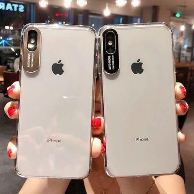 苹果xs手机壳超薄iphonexsmax创意四角防摔保护套适用iphonex硬壳