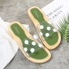 拖鞋女夏外穿学生韩版ulzzang潮流卡通百搭室内外防滑沙滩凉拖鞋