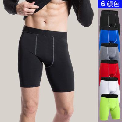 男士紧身PRO短裤 运动健身跑步 热卖高弹速干压缩短裤衣服1004