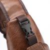 昊迪尔新款单肩包男士休闲充电包运动usb胸包户外商务斜跨包批发