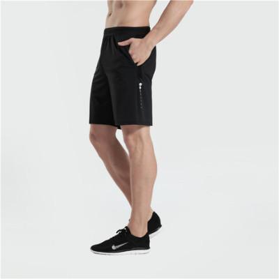 运动跑步短裤健身训练短裤松紧系带口袋速干厂家货源短裤7071