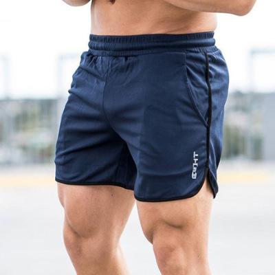 速干短裤运动短裤男夏季健身跑步休闲裤薄款系带三分裤厂家直销