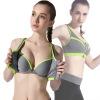 厂家批发背心式少女学生防震无钢圈运动文胸春夏跑步瑜伽健身内衣