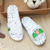 新款卡通女拖鞋夏季居家浴室防滑软底室内外家用平底一字拖鞋