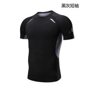 加工定制男士健身服套装弹力速干运动紧身衣运动休闲套装