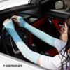 【升级版】冰袖男女防晒手套户外开车骑行防紫外线手臂套袖套批发
