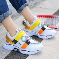 男童老爹鞋儿童网红童鞋夏款2019女童鞋子韩版潮范儿幼儿园网鞋潮