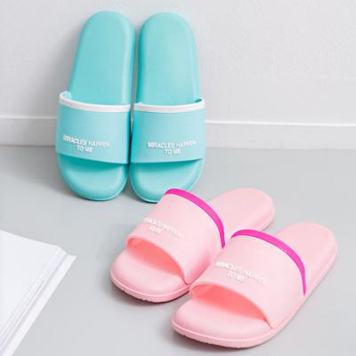 新款高档洗浴拖鞋防滑拖鞋男 家居拖鞋凉拖鞋PVC超级柔软舒适拖鞋