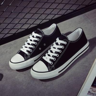 新款经典帆布鞋子硫化男鞋情侣款学生鞋春季韩版厂家批发女鞋6620