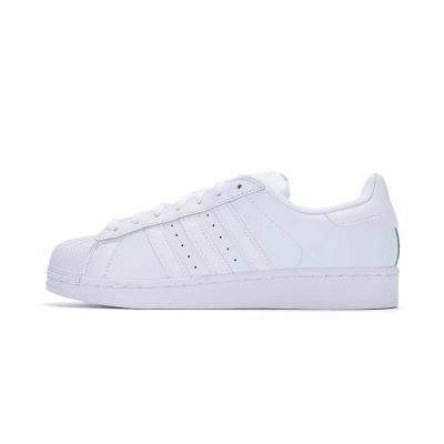 Adidas/三叶草板鞋 情侣款 休闲鞋 贝壳头