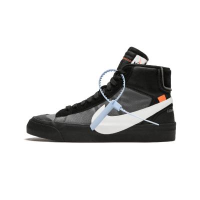 Nike Blazer 2.0 x Off-White Grim Reaper ow联名板鞋AA3832 001
