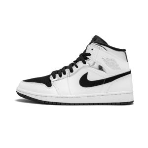 Air Jordan 1 Mid aj1男鞋 小伦纳德 中帮篮球鞋 - 554724 121
