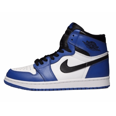"乔1 Air Jordan 1 OG High ""Game Royal""白黑蓝"