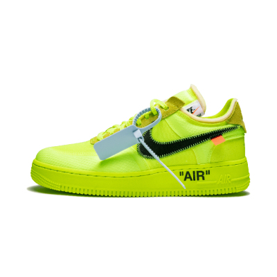 Nike Air Force 1 x Off-White ow 空军一号联名板鞋-