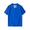BOY LONDON 新款l蓝色圆领短袖套头T恤老鹰