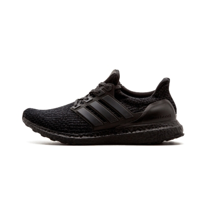 Adidas UltraBOOST Triple Black 3.0阿迪达斯全黑三代跑鞋