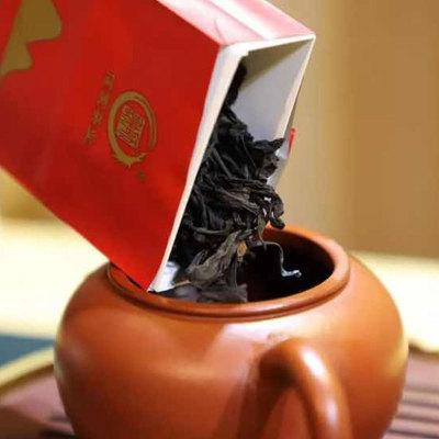 乌龙茶(好韵连连)礼盒包装7克*50泡/份