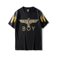 Boy London 新款圆领短袖套头T恤男女款活动促销 翅膀老鹰