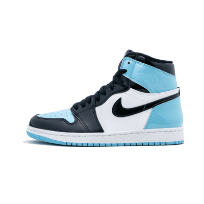 Air Jordan 1 High OG aj1女鞋 全明星 北卡蓝 - CD0461 401