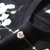 GIVENCHY/纪梵希 19秋刺绣圆领长袖街头风男女士卫衣 加绒