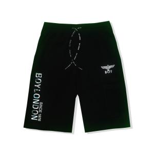BOY LONDON 新款潮牌休闲短裤纯棉