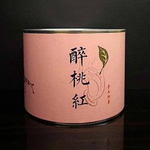 桐木关——醉桃红50克/罐百年奇枞红茶,名师传承手工制作工艺