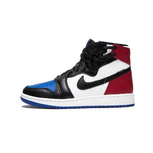 Air Jordan 1 Rebel AJ1 拉链 芝加哥 阴阳鞋