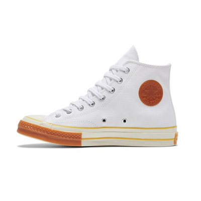 converse匡威女鞋男鞋1970 70 Pop高帮帆布鞋小白鞋休闲鞋165718