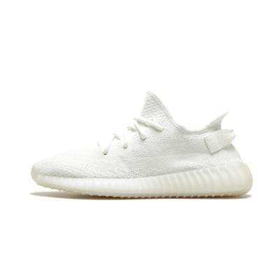 Adidas Yeezy Boost 350 V2 TRIPLE WHITE侃爷纯白椰子潮鞋