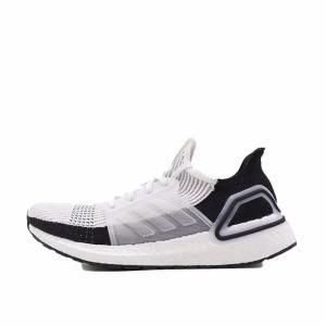 阿迪达斯男鞋2019新款Ultra BOOST 19缓震运动休闲跑步鞋B37707