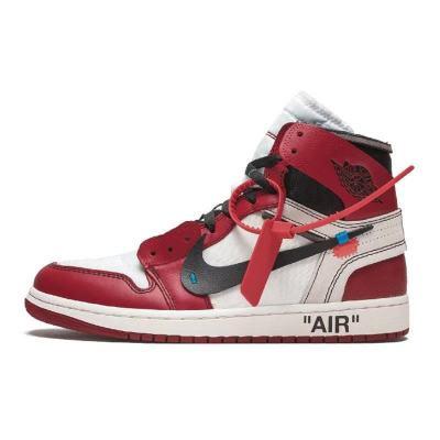 OFF WHITE Jordan 1 AJ1 OG芝加哥