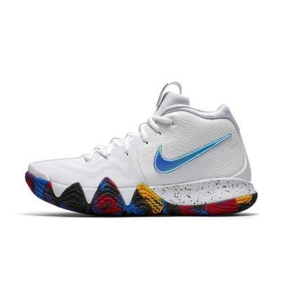 Nike Kyrie4 欧文4炫彩NCAA疯狂三月男子实战篮球鞋943807-104
