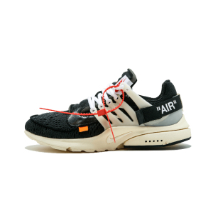 Nike Air Presto OFF WHITE nike 联名解构袜子跑鞋