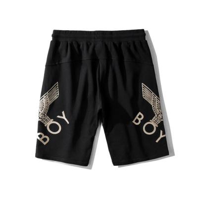 BOY LONDON 新款潮牌休闲纯棉短裤