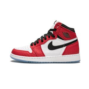 Air Jordan 1 GS aj1 蜘蛛侠 水晶底 新芝加哥 篮球鞋