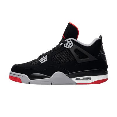 Air Jordan 4 Bred AJ4 黑红公牛 19年复刻 篮球鞋