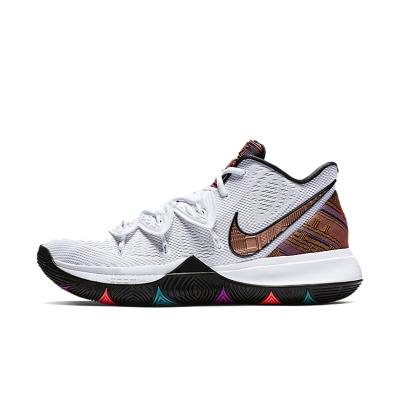 Nike Kyrie 5 欧文5 BHM 黑人月 2019 BQ6237-100