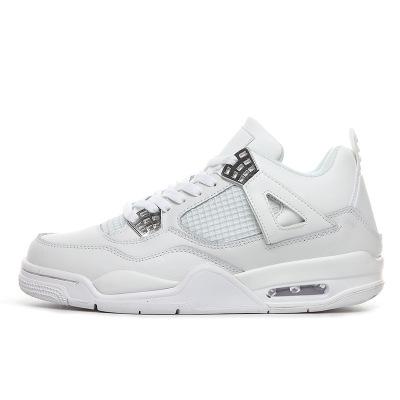 Air Jordan 4 AJ4 白银