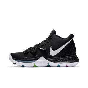 Nike Kyrie 5 欧文5代 黑白橙Taco 首发男子篮球鞋