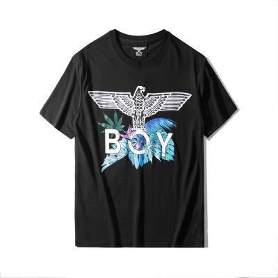 Boy London 新款圆领短袖套头T恤男女款