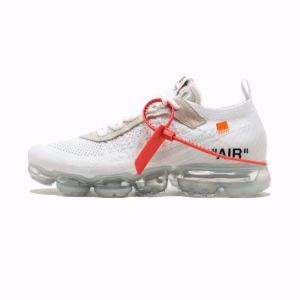 Nike Air Vapormax x Off White 联名 大气垫 白冰兰 AA3831 100