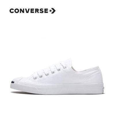 Converse匡威帆布鞋18新开口笑运动休闲板鞋男女