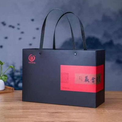 安溪乌龙茶(爱拼会赢)礼盒包装210克*2罐/份